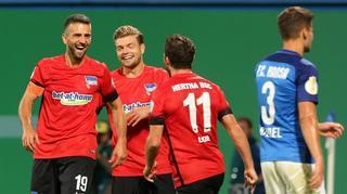 Highlights:  Hansa Rostock vs. Hertha BSC