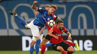 DFB Cup Men: Hansa Rostock vs Hertha BSC