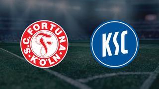Highlights: Fortuna Köln vs. Karlsruher SC