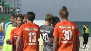 Deutsche Beachsoccer-Meisterschaft: Halbfinale 1