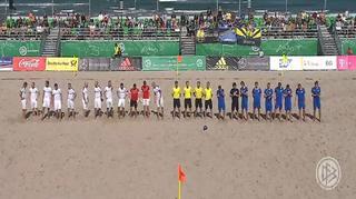 Deutsche Beachsoccer-Meisterschaft: Halbfinale 2