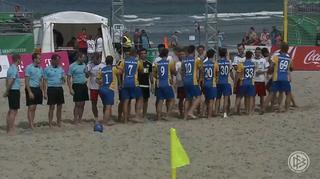 Deutsche Beachsoccer-Meisterschaft: Spiel um Platz 5