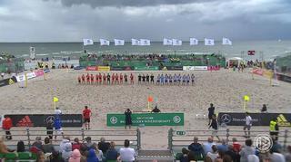 Deutsche Beachsoccer-Meisterschaft: Spiel um Platz 3