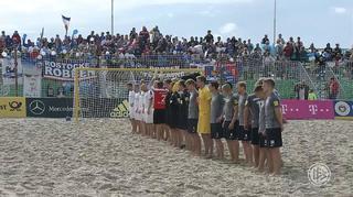 Deutsche Beachsoccer-Meisterschaft: Finale