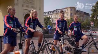 Club-Tour: Mit dem Rad durch Potsdam