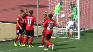 Highlights:  SC Freiburg vs. MSV Duisburg