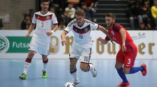Tempo, Taktik, Tore: Futsal-Viernationenturnier in Ulm