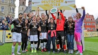 Blindenfußball: FC St. Pauli erstmals Deutscher Meister
