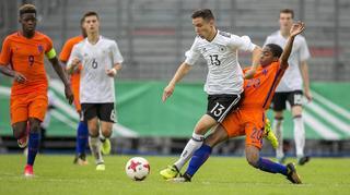 1:1 gegen die Niederlande: U 17 Zweiter bei Vier-Nationenturnier