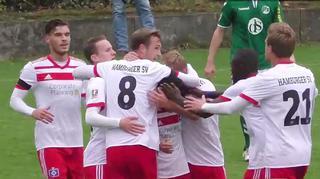 Regionalliga Nord: Alle Tore vom 8. Spieltag