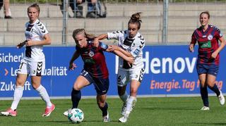 Highlights:  SC Freiburg vs. Turbine Potsdam