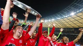 Hertha gegen Bayern: Geschichte eines Spiels