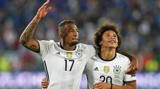WM-Qualifikation: Boateng und Sané zurück