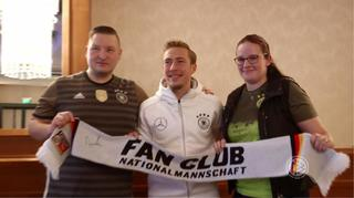 Fantastic Moment: Meet & Greet mit Felix Passlack