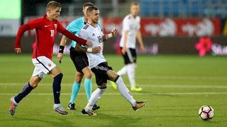 U 21: Stimmen zum 1-3 in Norwegen