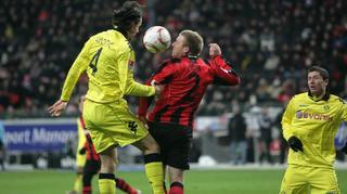 Frankfurt gegen Dortmund: Geschichte eines Spiels