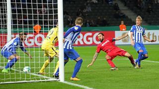 DFB Cup Men: Hertha BSC  vs. 1. FC Köln