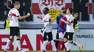 Highlights: 1. FC Kaiserslautern vs. VfB Stuttgart