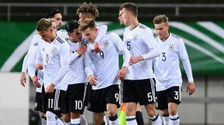 U 20: Highlights Deutschland vs. England