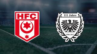 Highlights: Hallescher FC vs. Preußen Münster