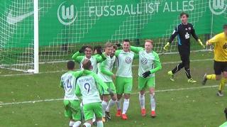 13. Spieltag Staffel Nord/Nordost: Alle Spiele, alle Tore