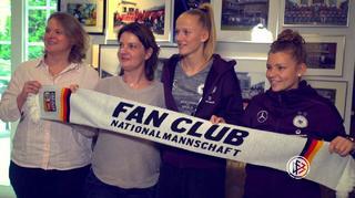 Fantastic Moment: Meet & Greet mit den DFB-Frauen