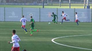 A-Junioren-Bundesliga: Hamburger SV - SV Werder Bremen