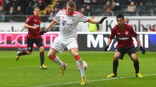 Frankfurt gegen Bayern: Geschichte eines Spiels