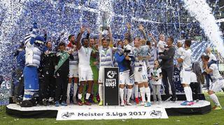 DFB-Jahresrückblick: 3. Liga