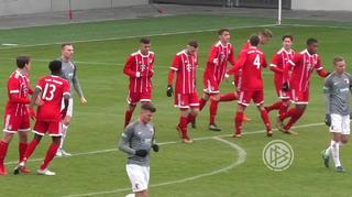 Staffel Süd/Südwest: Bayern München vs. FC Augsburg