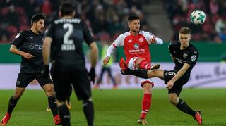 DFB Cup Men: 1. FSV Mainz 05 vs VfB Stuttgart