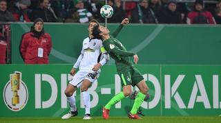 DFB Cup Men: SV Werder Bremen vs. SC Freiburg