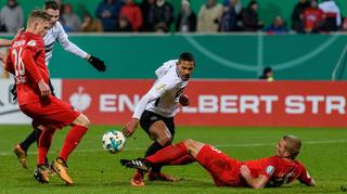 DFB Cup Men: 1. FC Heidenheim vs Eintracht Frankfurt