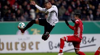DFB Cup Men: Eintracht Frankfurt vs 1. FSV Mainz 05