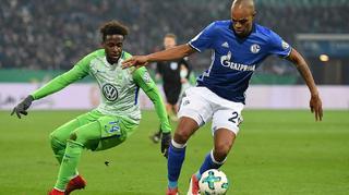 DFB Cup Men: Highlights: FC Schalke 04 vs  VfL Wolfsburg