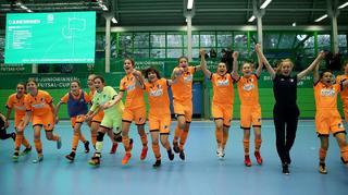 C-Juniorinnen aus Hoffenheim gewinnen DFB-Futsal-Cup