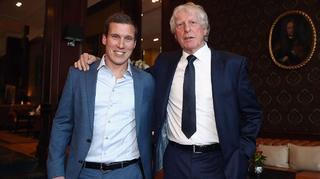 Trainerpreis: Erich Rutemöller und Hannes Wolf geehrt