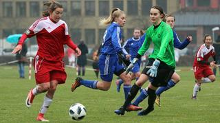 U 16-Sichtungsturnier der Juniorinnen: Der 1. Spieltag