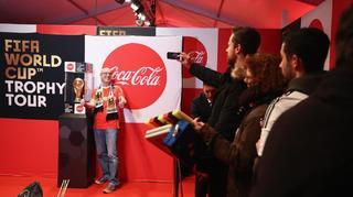 Fan Club: World Cup Trophy Tour in Düsseldorf