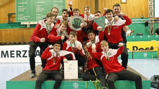 Kölner B-Junioren gewinnen Futsal-Cup