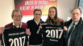 Amateure des Jahres: Ein unvergesslicher Tag in Düsseldorf