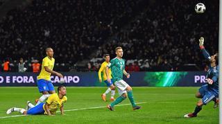 Serie gerissen: DFB-Team unterliegt Brasilien