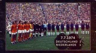 WM 1974: Die schönsten Bilder des WM-Finals