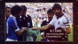 WM 1982: Die schönsten Bilder von Halbfinale und Finale