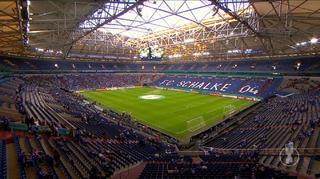 DFB - Pokal: Schalke 04 vs Eintracht Frankfurt