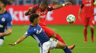 DFB Cup Men: FC Schalke 04 vs Eintracht Frankfurt