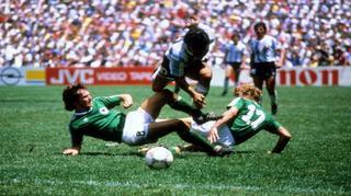 WM 1986: Die schönsten Bilder vom Finale