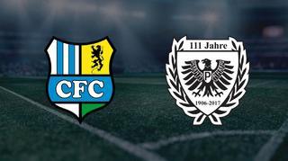 Highlights: Chemnitzer FC - SC Preußen Münster