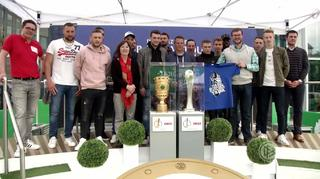DFB-Pokal-Tour: Trier und die besondere Pokal-Geschichte