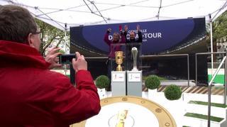 DFB-Pokal-Tour: Erinnerungen an große Pokalmomente in Siegen